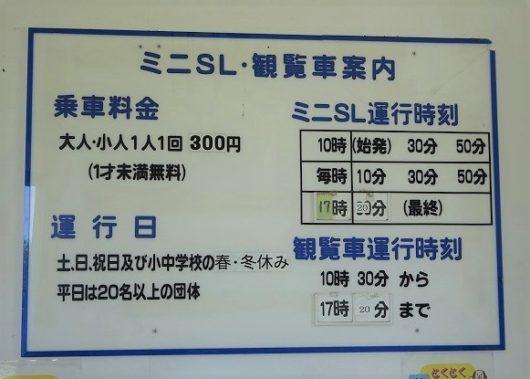 蜂ヶ峯総合公園 ミニSL