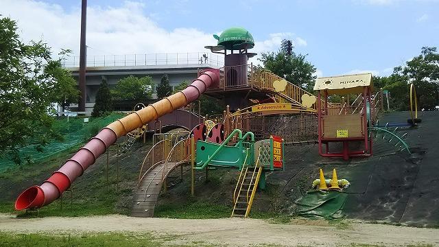 三原運動公園遊具