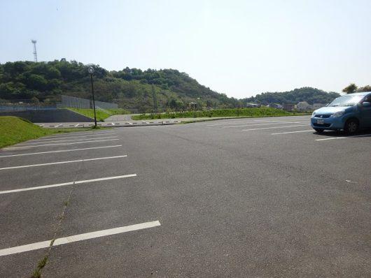 蜂ヶ峯総合公園 駐車場