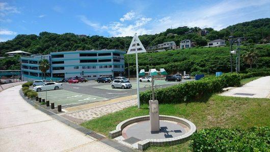 すなみ海浜公園 第1駐車場