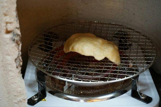 鞆の浦 鯛匠の郷 せんべい焼 (3)