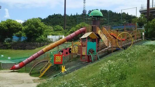 三原運動公園 遊具