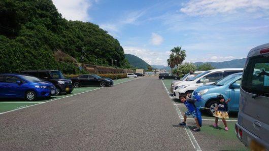 すなみ海浜公園 第2駐車場