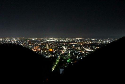 金華山夜景