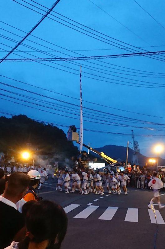 尾道土曜夜店 祇園祭  4