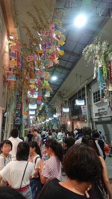 尾道 七夕祭り