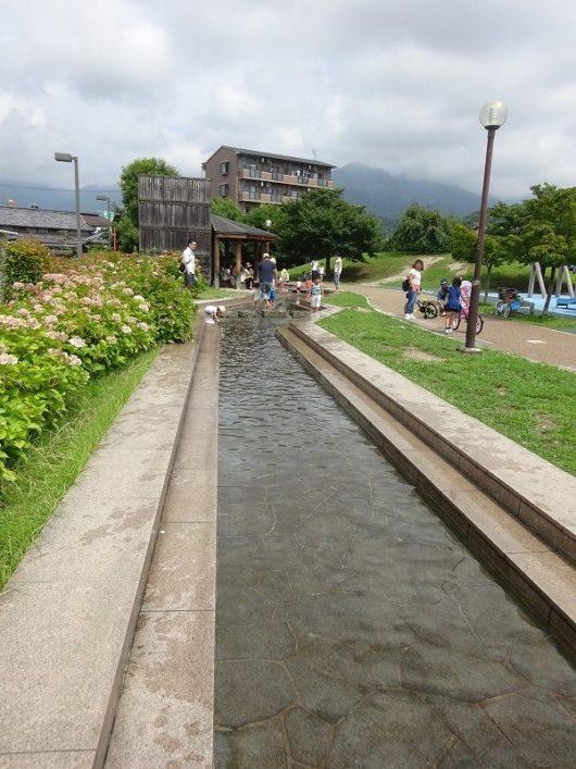 新宮中央公園 水遊び