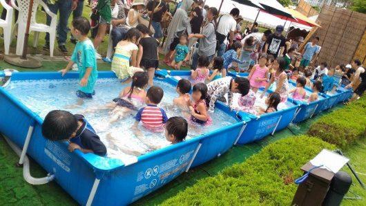 広島市植物公園 幼児用プール