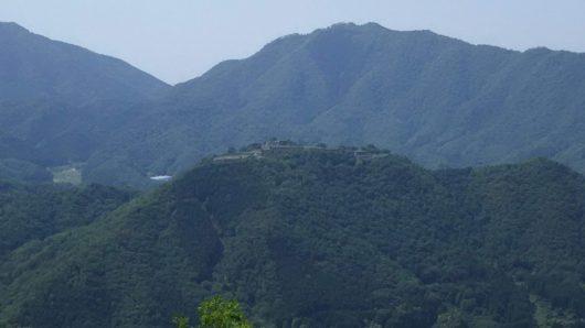 立雲峡 第一展望台