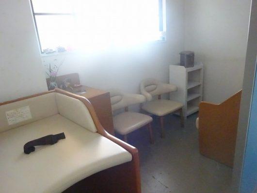 備北丘陵公園  授乳室