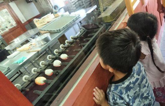 鞆の浦 鯛匠の郷 ちくわ手握り体験
