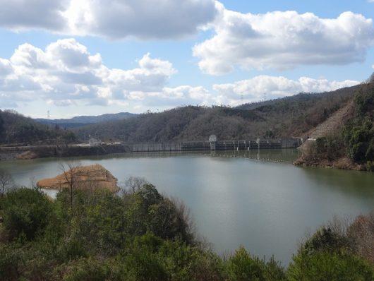 湖畔の里 福富 福富ダム