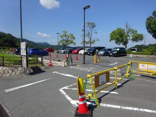 海田総合公園 駐車場