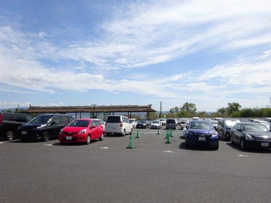 フォーゲルパーク 駐車場